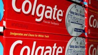 Antibacterial ingredients of toothpaste might be helpful, Colgate says