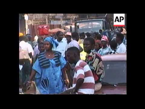 SIERRA LEONE: FREETOWN: FOREIGNERS URGED TO LEAVE