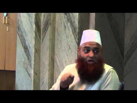 Youth Programme (13- April- 2014) Mufti Nazir Ahmad Qasmi sb DB- Part1