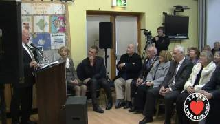President Michael D.Higgins visits St Munchins Community Centre