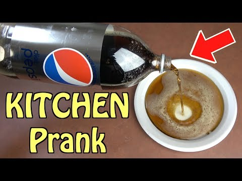 Funny Kitchen Prank You Can Do On Your Parents For April Fools' Day- HOW TO PRANK | Nextraker