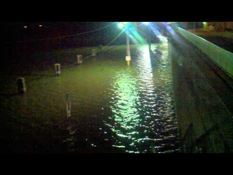 Morgan City Louisiana flood 2011