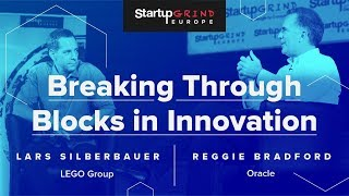 Breaking Through Blocks in Innovation at SG Europe with Lars Silberbauer & Reggie Bradford