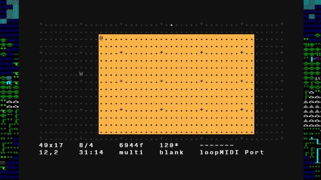 ORCA Sequencer Intro (Experimental Livecoding!)