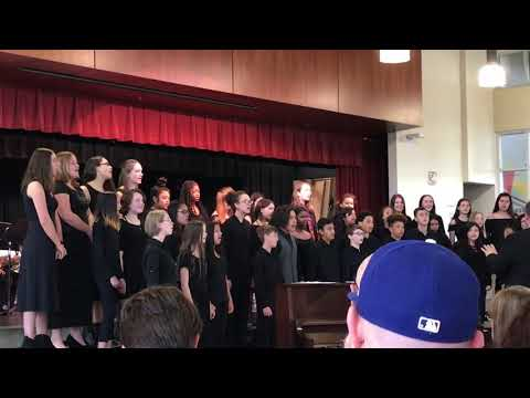 Kay Kay at South Meadows Middle School Spring 2019 Part 3