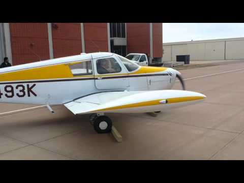 Lycoming O-320-E2A Final Runup