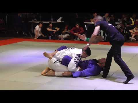 Faris Ben-Lamkadem Vs Vinicius Lessa - FINAL - SHOYOROLL CLASH - Purple Adult - Over 77kg