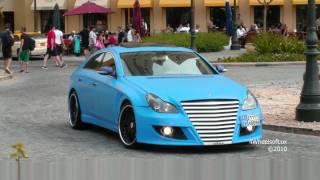 Amazing Cars of Dubai
