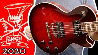 Is It Worth a $500 Premium? | 2020 Gibson Les Paul Slash Collection 50s Standard Vermillion Review