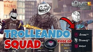 TrolleandoSquad #MC5 Descarga mc5 :http://gmlft.co/MC5POSE Hola ami...