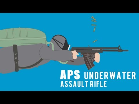 APS Underwater Assault Rifle
