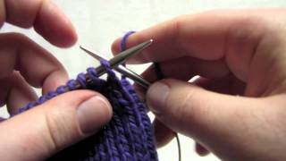 KNITFreedom: How To Purl On Magic Loop - Correct Magic Loop Purling