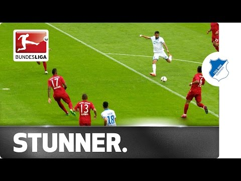 Neuer With No Chance - Demirbay's Wonder Strike Against FC Bayern