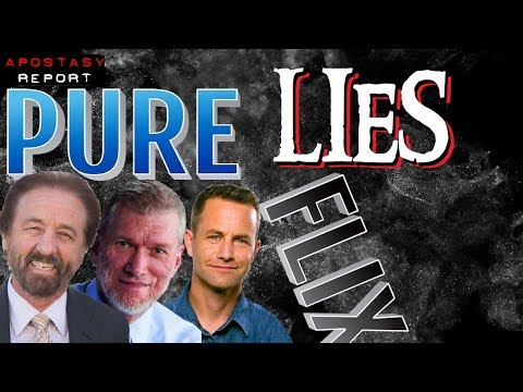 Apostasy Report - The Pure Flix Deception (Ray Comfort & Ken Ham)