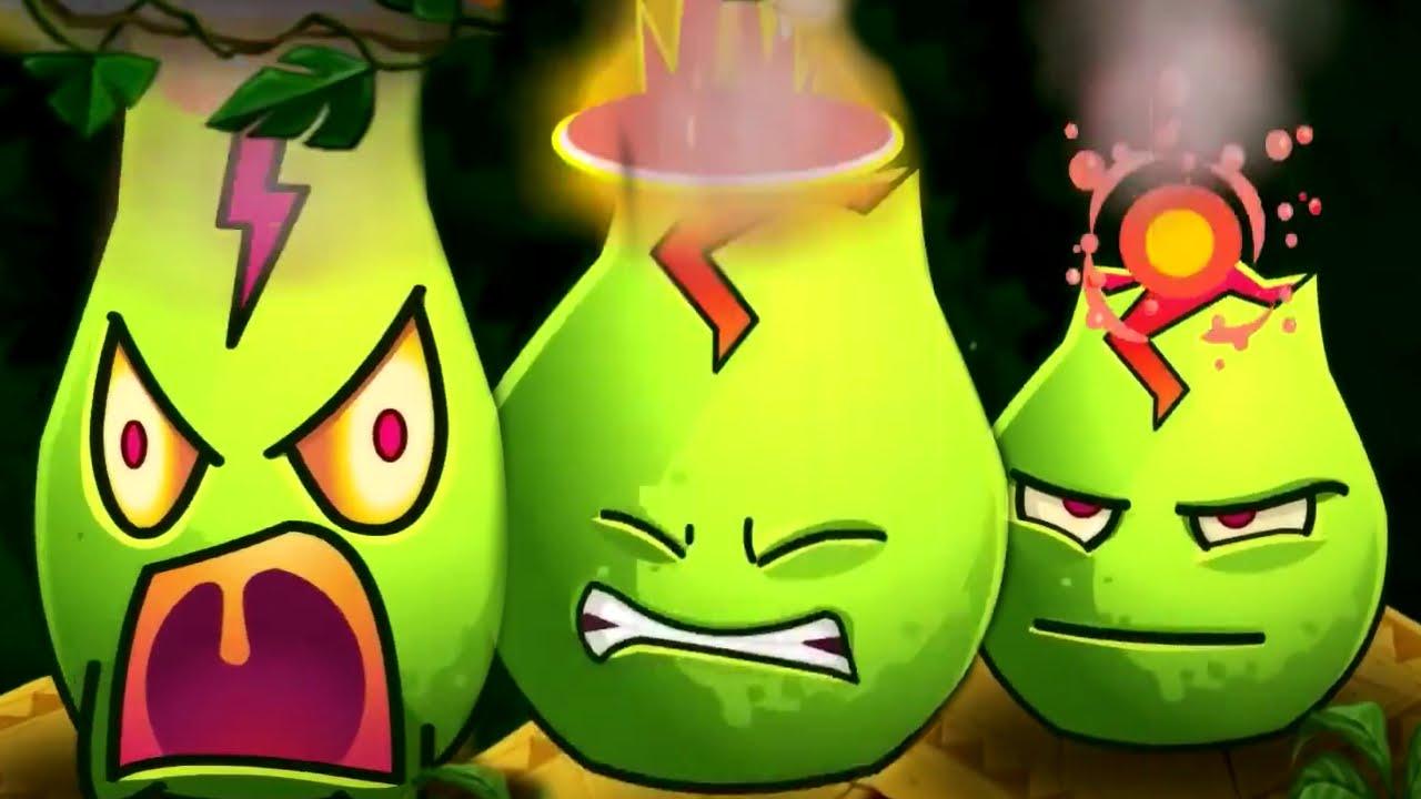 Plants vs Zombie...V Is For Volcano