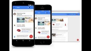 Короткий обзор возможностей Inbox для Gmail