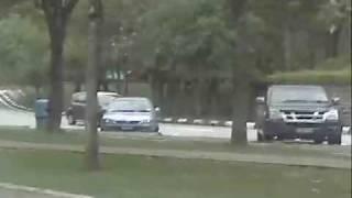 Perodua MPV D46T spotted at Restoran Jejantas