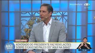 Advogado do presidente traz novos fatos para o caso Adélio