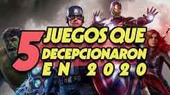 El-Fedelobo-5-Videojuegos-que-Decepcionaron-en-2020-I-Fedelobo