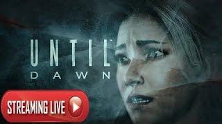 Until Dawn| HORROR | LIVESTREAM