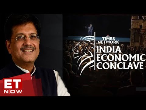 Union Minister of Railways Piyush Goyal speaks at the India Economic Conclave | FULL INTERVIEW