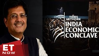 Union Minister of Railways Piyush Goyal speaks at the India Economic Conclave   FULL INTERVIEW