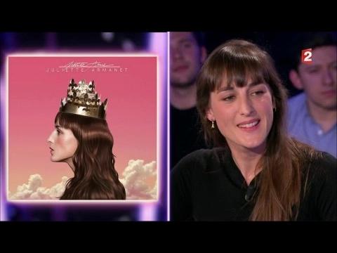 Juliette Armanet - On n'est pas couché 29 avril 2017 #ONPC