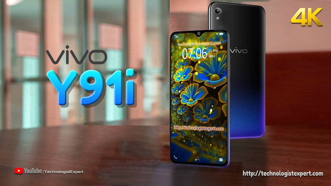 VIVO Y91i - Phone Specifications, Features, Camera, Price and Release Date
