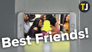 How Does Snapchat Determine Your Best Friends?