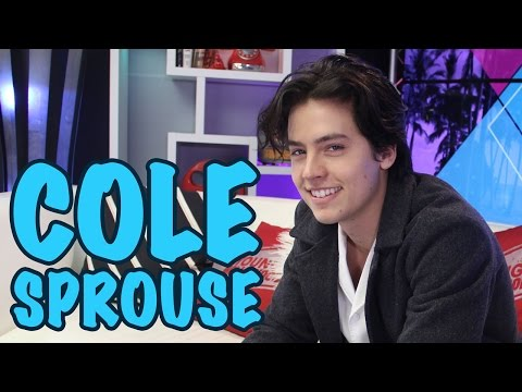 Cole Sprouse Plays 'Riverdale' Rapid Fire!