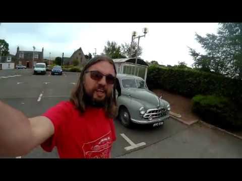 Real Road Test: Morris Oxford MO (big Minor)