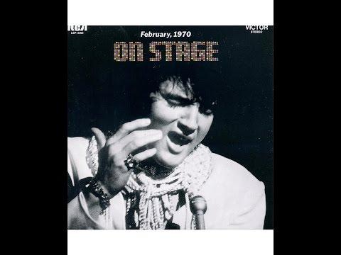 """CD38: ELVIS COLLECTION ALBUM """"ELVIS ON STAGE"""" (CD 38 sur 57 / présentation JMD OFF)."""