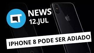 "Problemas com o iPhone 8; Orkut fake; Google Pixel 2 XL; ""Novo Baleia Azul"" [CT News]"