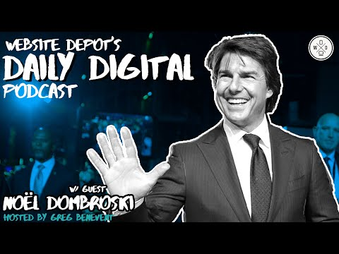 Digital Marketing Lessons from Hollywood | Daily Digital #24 | feat. Noël Dombroski