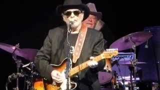 Merle Haggard - Are the Good Times Really Over (I Wish a Buck Was Still Silver) (Houston 04.01.14)HD