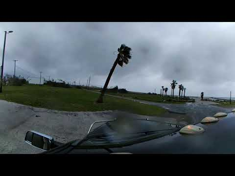 360 cam video 4 Rockport Texas hurricane Harvey