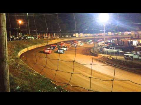 Toccoa Speedway Turkey Race part 1