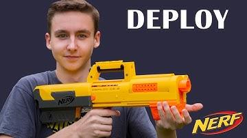 Nerf N-Strike Deploy | Magicbiber [deutsch]