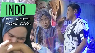 Lagu Bugis INDO Karya Cipta : A. Puteh   Yoyon ~ Alink Musik