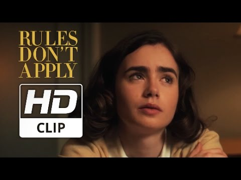 "Rules Don't Apply  ""Exception""  Official HD Clip 2016"