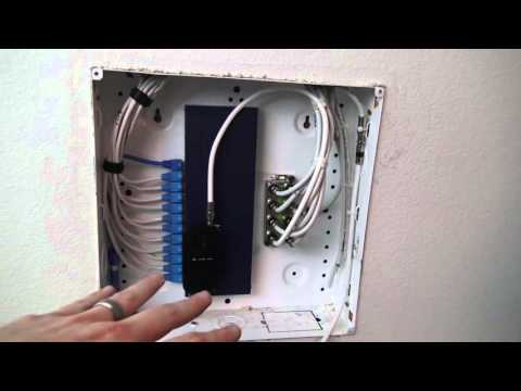 Vlog - Finally finishing the Network Patch Panel