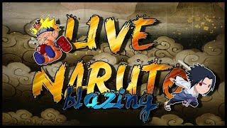 NARUTO BLAZING - A LA CONQUÊTE DU PVP + UNE MULTI EN FIN DE LIVE BIENTÔT LA RENTRÉE ! thumbnail