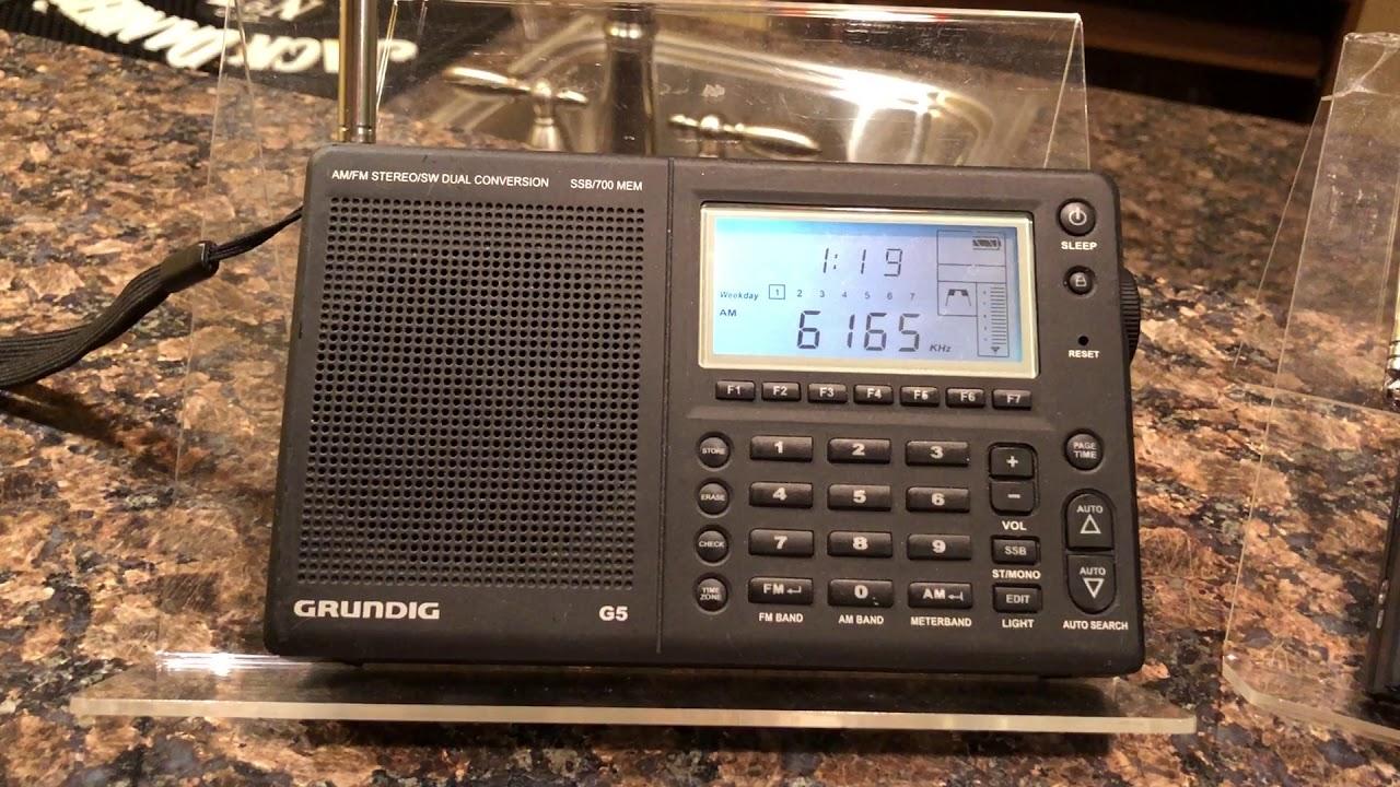 Small Portable Radio's? - Page 83