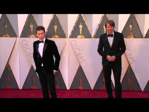Oscars: Tom Hooper Red Carpet (2016)