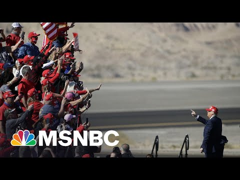 Trump Backers Unwittingly Drained Of Cash By Campaign Trick | Rachel Maddow | MSNBC