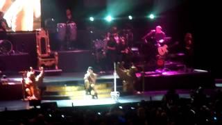 Romeo Santos en Luna Park - La curita