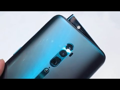 Oppo Reno First Hands On - 10x Zoom Version
