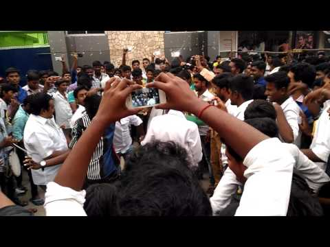 Salem Dhanush Fans 2