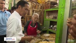 Jokowi: Pasar Tradisional Masih Jadi Pilihan Jika... - JPNN.COM