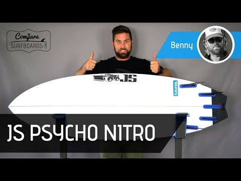 JS Psycho Nitro Review + Finding the Right Board for Your Surfing Style | Compare Surfboards